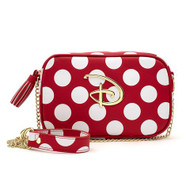 Disney Logo Red/White Bag