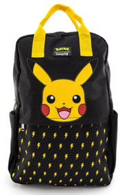 Loungefly PMBK0113 Pokemon Pikachu Lightning Backpack - Front