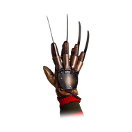 A Nightmare on Elm Street 3: Dream Warriors Deluxe Freddy Krueger Collector's Glove