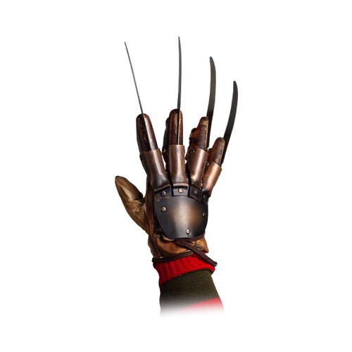 A Nightmare on Elm Street 3: Dream Warriors Deluxe Freddy Krueger Collector's Glove