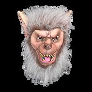 Don Post Youth White Timberwolf Mask