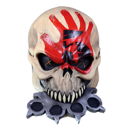 Front view of Knucklehead mask