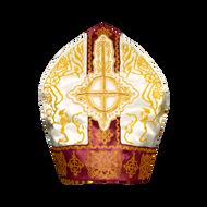 Ghost Papa Nihil / Papa Emeritus Zero Hat
