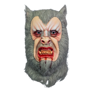 Front view of The Werewolf Mask
