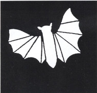 STENCIL BAT STAINLESS