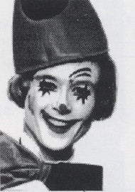 STENCIL KIT CLOWN TWINKLES