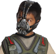 You child will become their favorite villain with this Bane mask! Latex Bane headpiece/mask with great detail! One size fits most children.