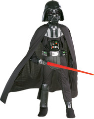 DARTH VADER CHILD WITH MASK