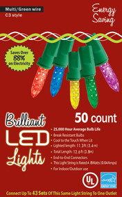 HOLIDAY LIGHTS 50L