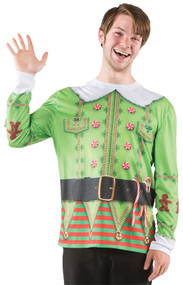 UGLY CHRISTMAS ELF SWEATER