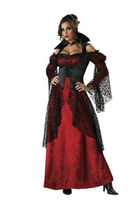 VAMPIRESS GOWN ADULT