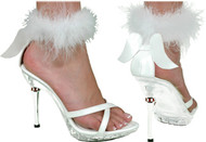 SHOE SEXY ANGEL WHT WMN
