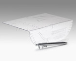Mold Master is a brilliantly conceived and well-designed tool for accurately drawing guide lines for shaping a custom foam mold.