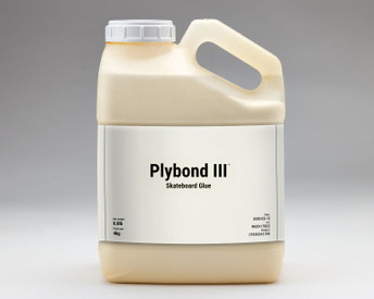 PLEASE NOTE WE ARE TEMPORARILY OUT OF STOCK OF THIS PRODUCT. RESTOCK ESTIMATED IN 1-2 WEEKS.  Plybond III is a waterproof wood glue. Super-strong, water-based and easy to use.