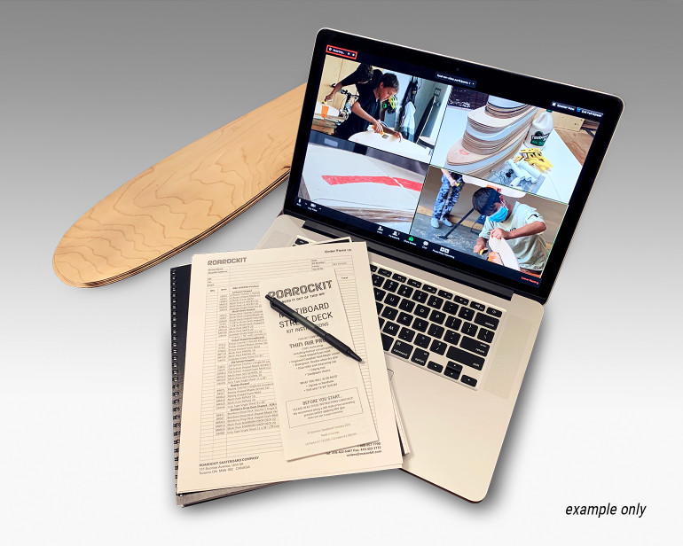 Please choose the same board shape as you have chosen for your Virtual Build Student Kits. This kit is an add-on to the Virtual Build Student Kit for teachers who are new to the Roarockit program. You cannot order this without ordering any quantity of Virtual Build Student Kits.