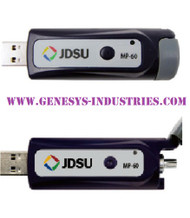 JDSU MP-60A Miniature USB Optical Power Meter Software and Accessories