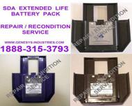 【Repair Service】 JDSU Acterna Wavetek SDA-5000 SDA-4040D Battery Pack Repair Service