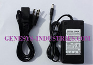 AC ADAPTER CHARGER FOR DSAM EXTENDED LIFE BATTERY PACK JDSU ACTERNA DSAM-EXL-ACC
