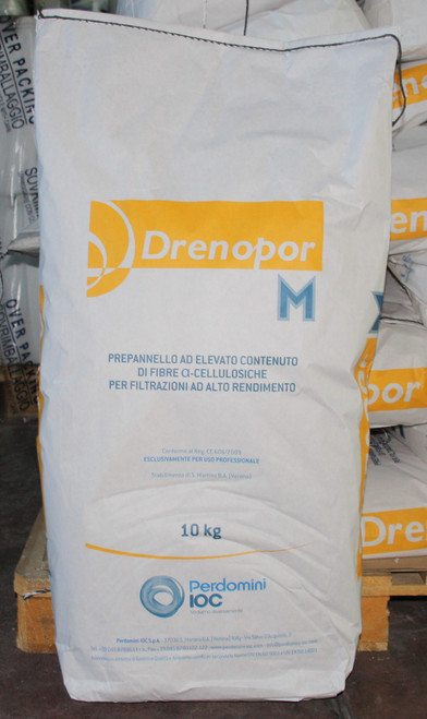 DRENOPOR FILTER M (WHITE)