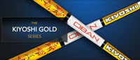 Oban Kiyoshi Gold: Demo Driver Golf Shaft