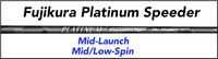 Fujikura Platinum Speeder: Mid-Launch Mid/Low-Spin Custom Golf Shaft FREE Factory Adapter Tip!!!