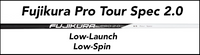 Fujikura Pro Tour Spec TS 2.0: Low-Launch Low-Spin Custom Golf Shaft FREE Factory Adapter Tip!!!