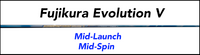 Fujikura Speeder Evolution V: Mid-Launch  Mid-Spin Custom Golf Shaft FREE Factory Adapter Tip!!!