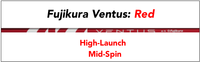 Fujikura Ventus Red: High-Launch Mid-Spin Custom Golf Shaft FREE Factory Adapter Tip!!!