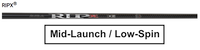 Aldila RIP-X: Low-Launch & Low-Spin Custom Golf Shaft FREE Factory Adapter Tip!!!