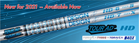 Graphite Design Tour AD HD: Mid-Launch & Mid/Low-Spin Custom Driver Golf Shaft FREE Factory Adapter Tip!!!