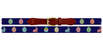 Easter Needlepoint Belt