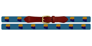 Arizona State Needlepoint Belt
