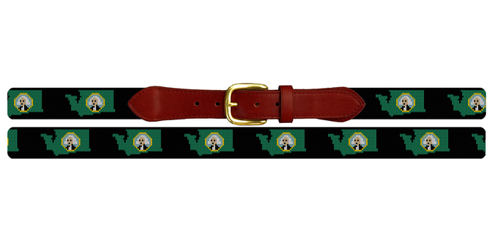Washington State Needlepoint Belt