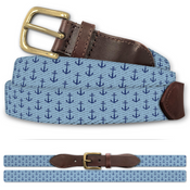 Tiny Anchor Classic Cotton Belt