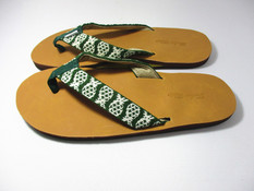Pineapple Flip Flops - Clearance