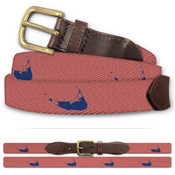 Nantucket Classic Cotton Belt