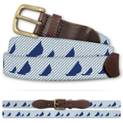 Regatta Sailing Classic Cotton Belt