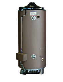 American Standard D75-365 ASME Water Heater - 75 Gallon Commercial Gas 365,000 BTU - 4 Year Warranty