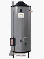 Rheem G100-270 Water Heater - 100 Gallon Commercial Gas 270,000 BTU