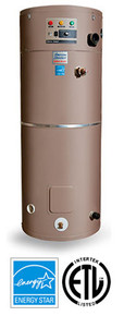 American Standard HE-100-199-NG High Efficiency Water Heater - 100 Gallon Commercial Gas 199,000 BTU