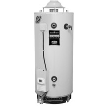 Bradford White D100L-270-E3N White Magnum Series® 100 gal. Commercial Flue Damper Electronic Ignition Energy Saving Gas Water Heater