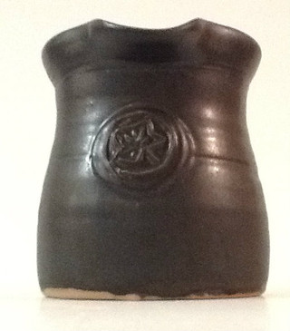 Maple Syrup Pitcher-Black