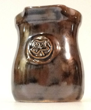 Maple Syrup Pitcher-Brown like to the left