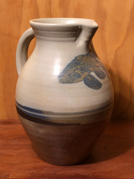 2 Quart Pitcher with Fish Pattern For Devon and Jonathan