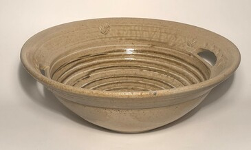 Large Serving Bowl-Slight Flaw(SC)