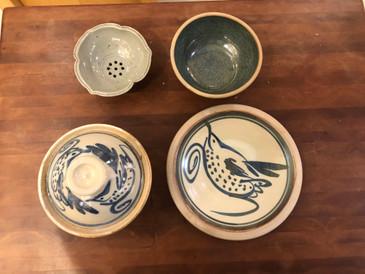 Pots for Leslie