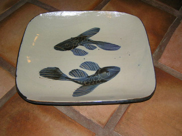 Oval Plates and Serving Platters