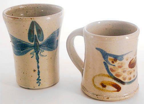 Straight Mug and Wide Body mug