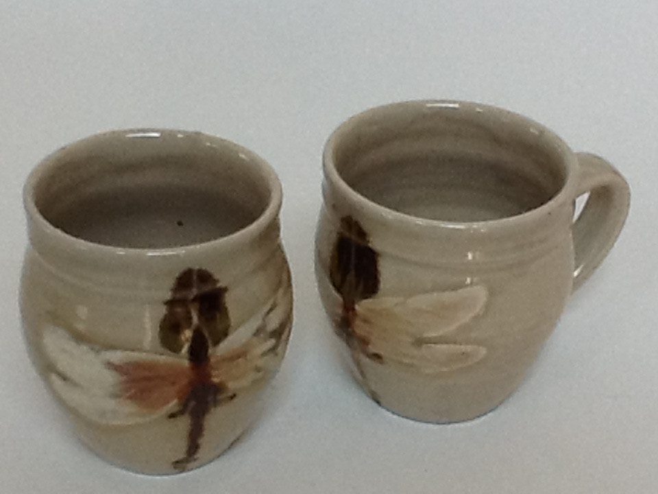 Round/Barrel Mug
