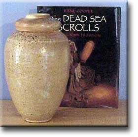 Dead Sea Scroll Pot